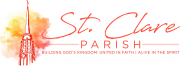 St. Clare Parish Logo